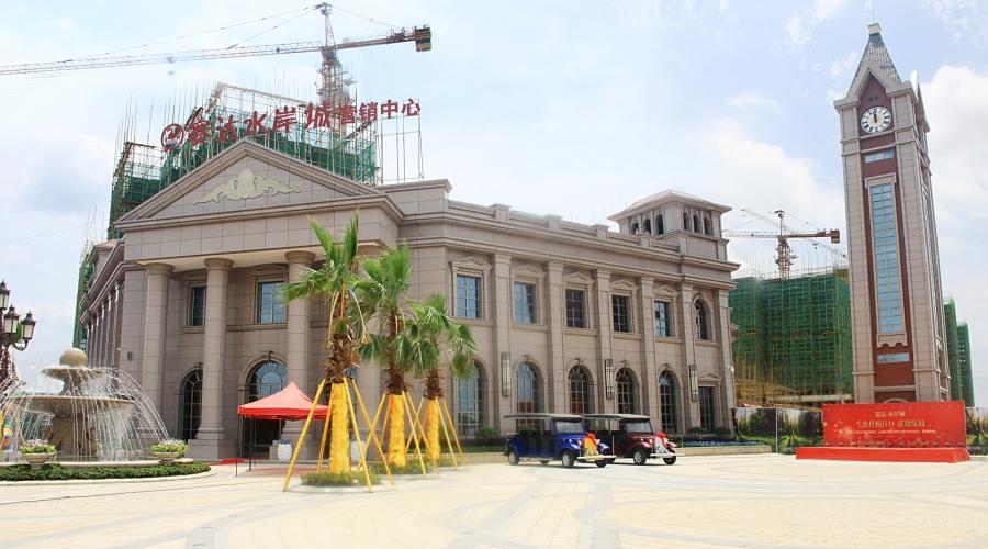 亿博电竞app下载水岸城
